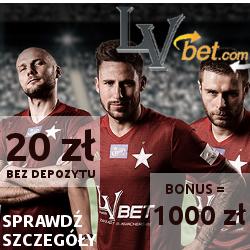 Lvbet - oferta startowa