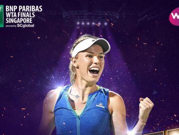 WTA Finals: Caroline Wozniacki nieoficjalną mistrzynią świata 2017!