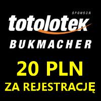 Totolotek 20 PLN