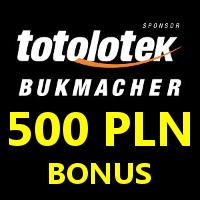 Totolotek 500 PLN
