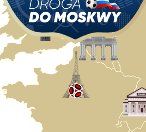 DROGA DO MOSKWY – PRZYSTANEK 3. Zagraj Ligę Europy i zgarnij 50 zł!