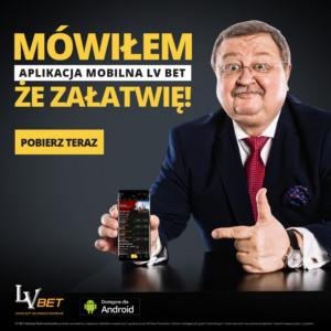 aplikacja mobilna LV Bet