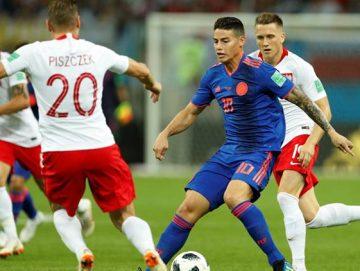 MŚ 2018. Polska poległa z Kolumbią! W czwartek pożegna się z mundialem