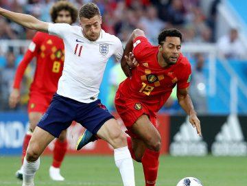 Mundial 2018. Belgia-Anglia [Droga do meczu o BRĄZ]