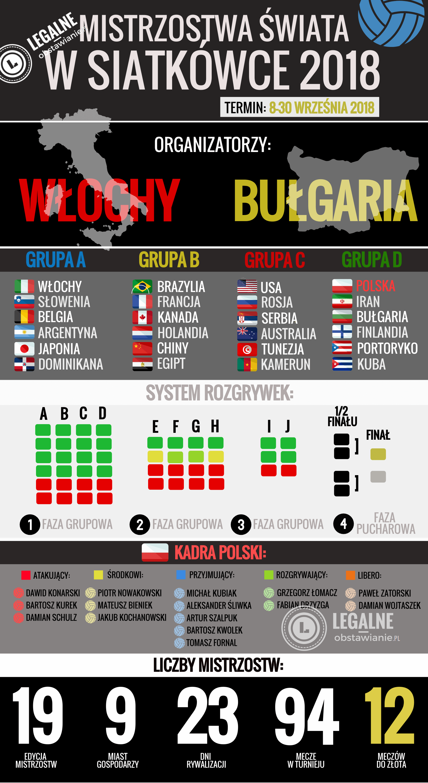 siatkarski mundial - infografika