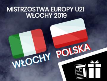 ME U21. Polacy postawią się Włochom? Obstawiaj i zgarniaj BONUSY
