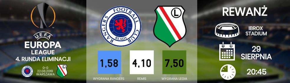 Rangers-Legia