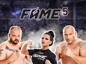 Fame MMA. 5 tysięcy PLN do podziału! Graj i walcz o nagrody