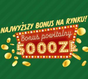 Nowy BONUS od Totalbet! Nawet 5000 PLN dla KAŻDEGO!