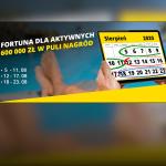 600 000 PLN do podziału w Fortunie!
